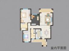 室内平面设计效果图