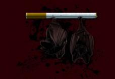 吸烟 公益广告