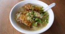 台湾小吃土魠鱼羹