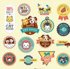 宠物饲料标签Logo