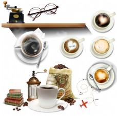 咖啡餐厅网页模板