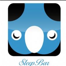 睡吧logo