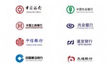 八大银行标志