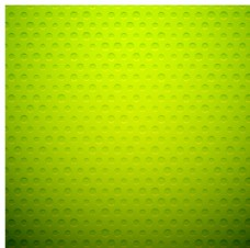 绿色圆点背景
