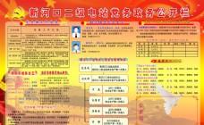 新河口二級電站黨務政務公開欄