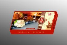 食品包装    平面展开文件