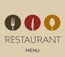 简洁餐厅菜单