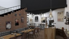 赫本电影主题咖啡店