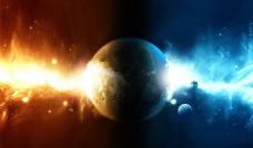 星球背景图