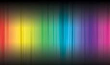 多彩光线背景图