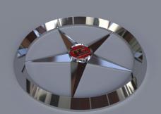 大运logo模型