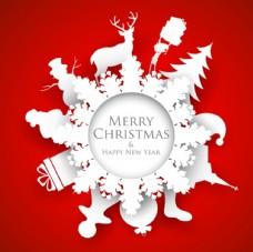雪人 麋鹿 圣诞树 礼盒 袜子