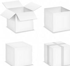 白色包装盒