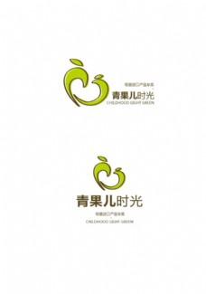 母婴产品logo设计