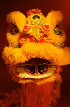 中国风 狮子