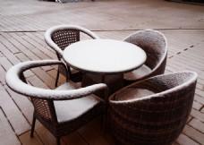 重庆国奥村2016年第一场雪