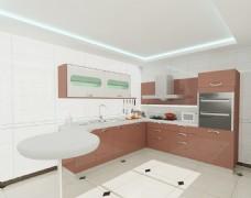 厨卫 橱柜效果图