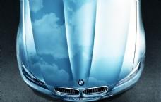 BMW汽车引擎盖