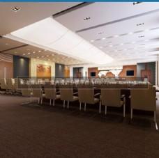 多功能大厅会议室全套模型