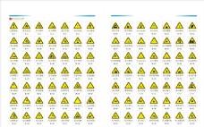 工业警示标识大全