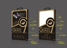 钢化膜包装设计 GLASS