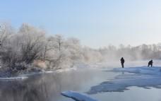 兴安岭雾凇
