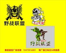 野战联盟标志