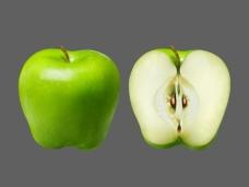 切开的苹果