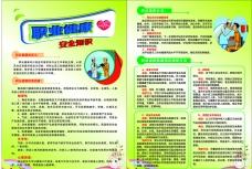 职业病防治宣传彩页