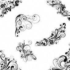 欧式装饰花纹