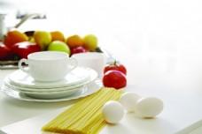 早餐食品健康生活画册