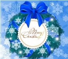圣诞素材蓝色