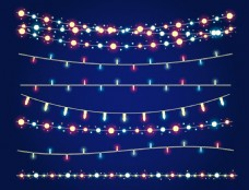 節日彩燈串