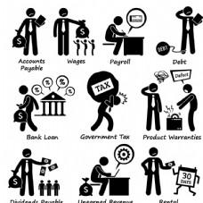 金融人物剪影