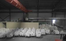 大理石厂房机械运行