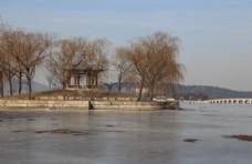 冬日昆明湖