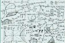 数学符号运算背景